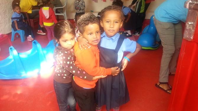 New classmates